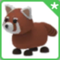[ Adopt me ] Pet red panda 1 PCS