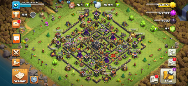 Th9 Almax Hero 18-18 Murmer