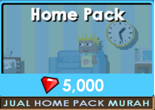 Home Pack || Growtopia