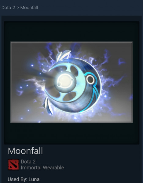 Moonfall (Immortal Luna)