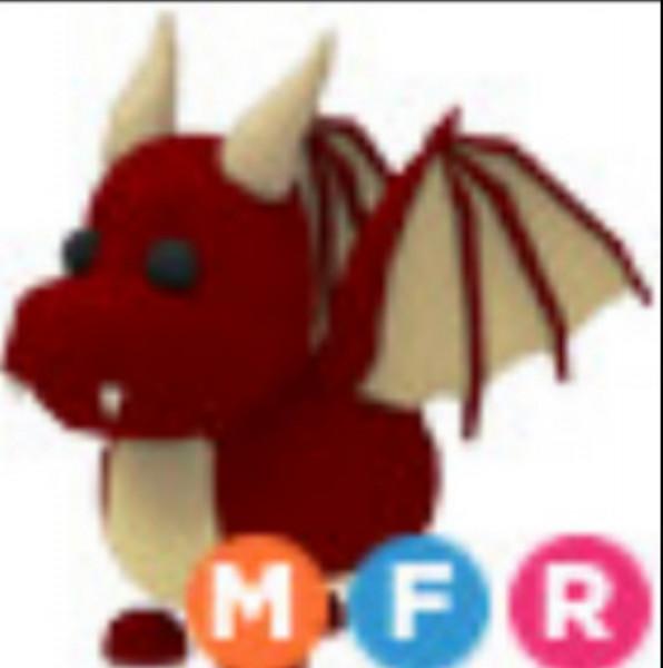 MFR DRAGON (ADOPTME)