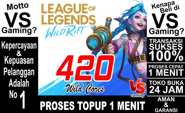420 Wild Cores