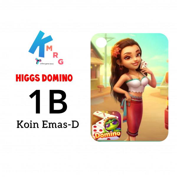 1B Koin Emas-D