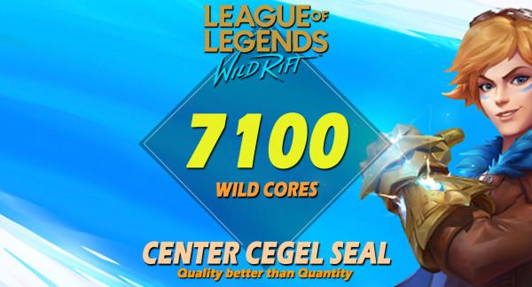 7000 Wild Cores