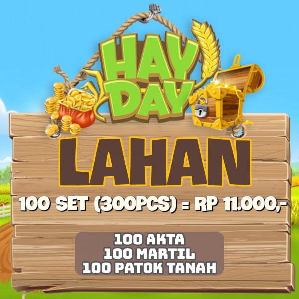 Alat Up Lahan Hay Day