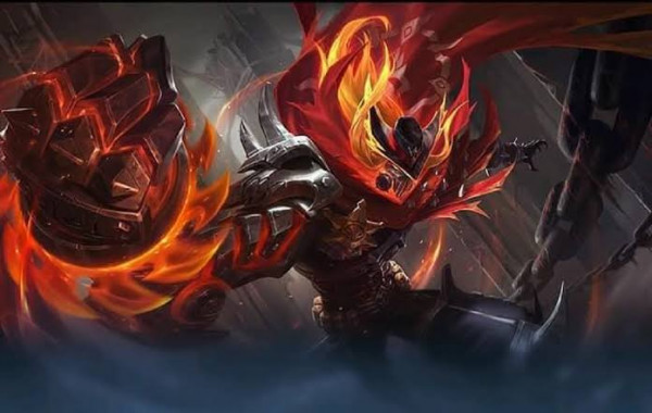 Blazing Force (Epic Skin Aldous)