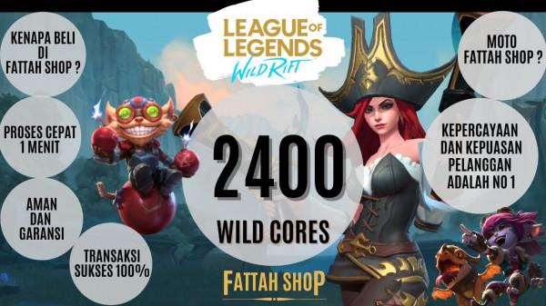 2400 Wild Cores