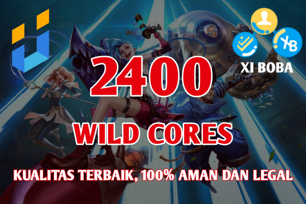 Top Up 2400 Wild Cores
