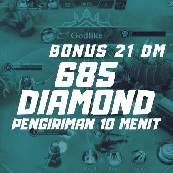 685 Diamonds