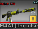 M4A1 Impulse (Counter Blox)