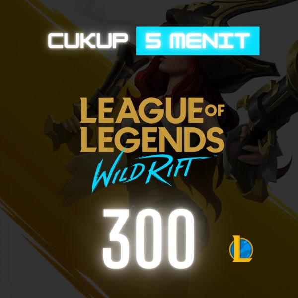 300 Wild Cores