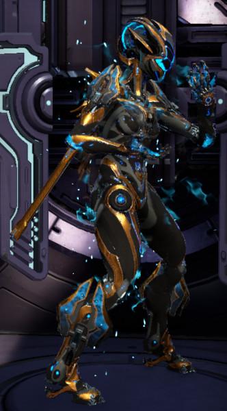 Nova Atomica Skin