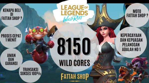 8150 Wild Cores