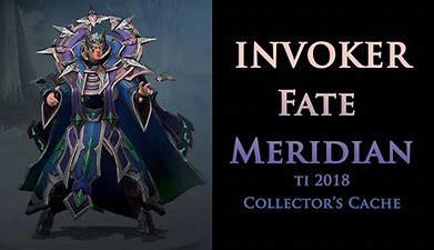 Fate Meridian (Invoker Set)