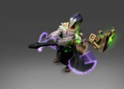 Avatar of the Impossible Realm (Rubick Set)
