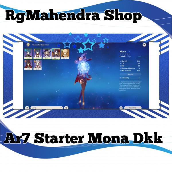 Starter Mona Dkk