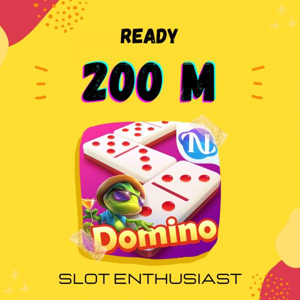 200M Koin Emas-D