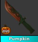 Murder Mystery 2 - Pumpkin Knife