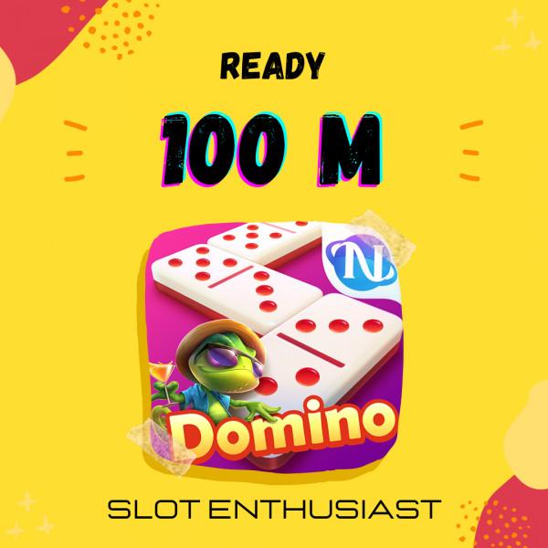 100M Koin Emas-D