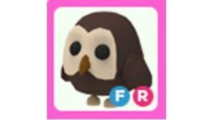 FR Owl Adopt Me