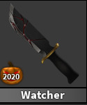 Murder Mystery 2 - Watcher knife