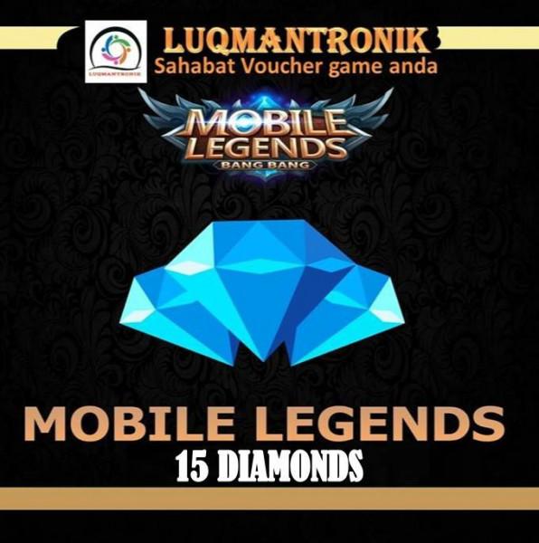 15 Diamonds