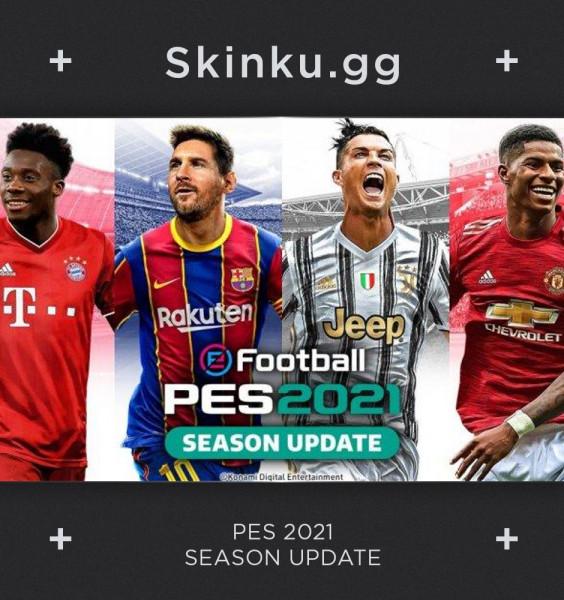 PES 2021 Season Update Standard