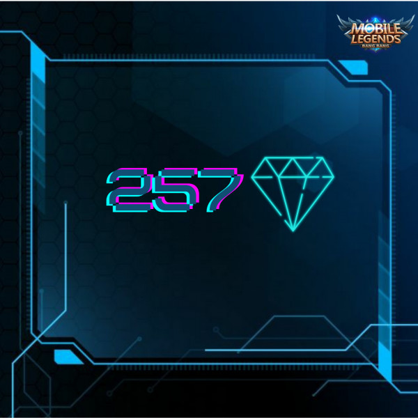 257 Diamonds