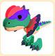 Dilophosaurus | Adopt Me ( CHEAP )