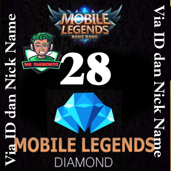 28 Diamonds