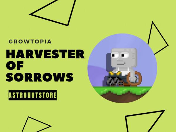 Harvester Of Sorrows