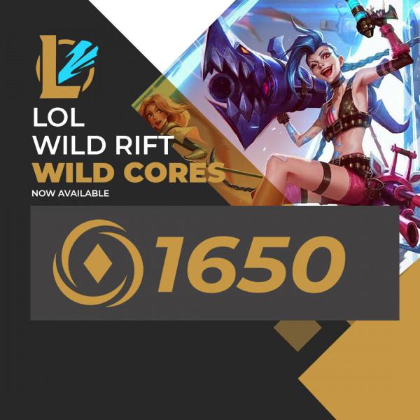 1650 Wild Cores