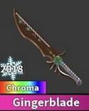 Ginggerblade croma