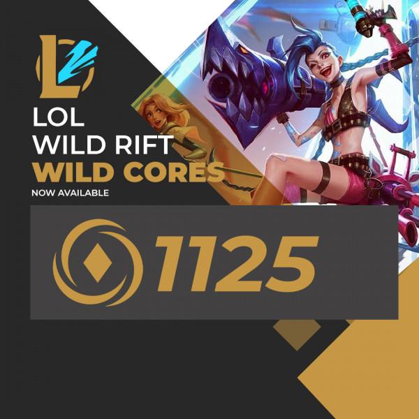 1125 Wild Cores