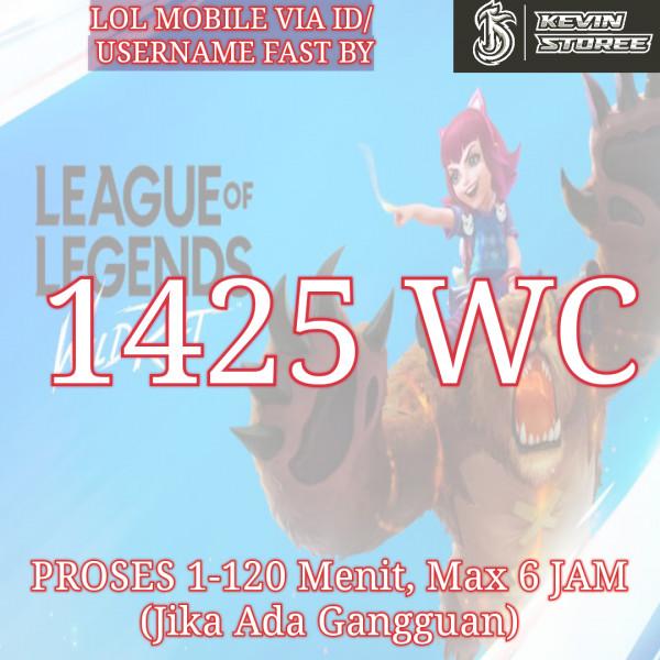 Top Up 1375 Wild Cores