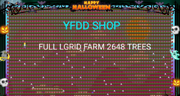 Laser Grid/L Grid Full Farm