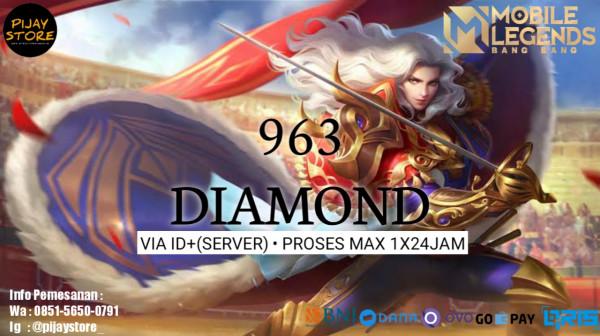 963 Diamonds