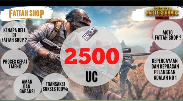 2500 UC