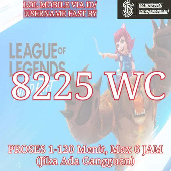 Top Up 8150 Wild Cores