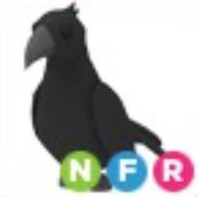CROW LEGENDARY ADOPT ME PET NFR