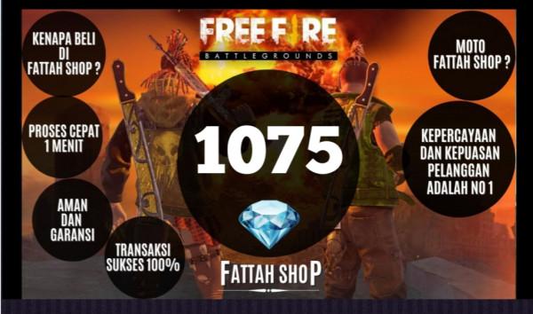 1075 Diamonds