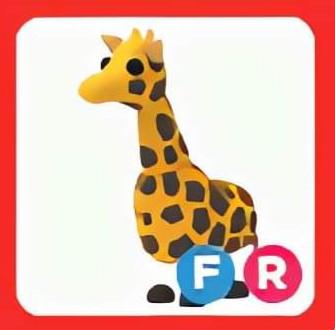 GIRAFFE ( FR ) [RANDOM AGE] - ADOPT ME