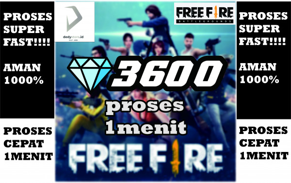 3600 Diamonds