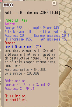 Sakiel Gunner.XG+9 & Ammo+9