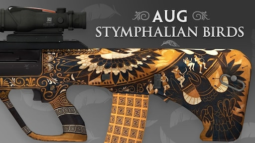AUG | Stymphalian (FT)