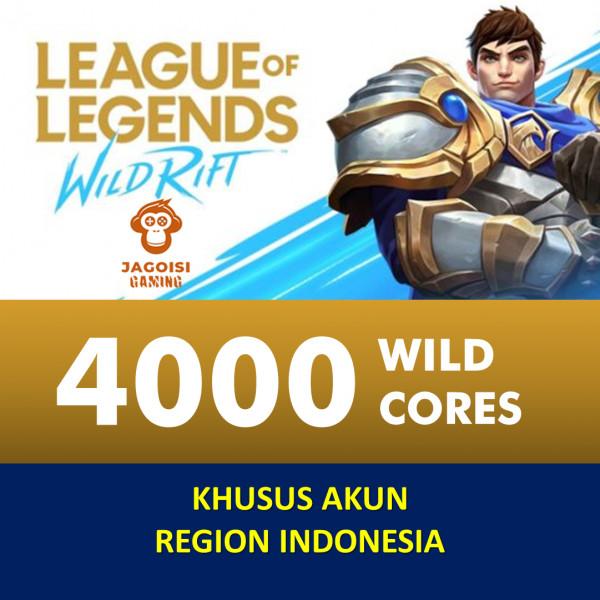 4000 Wild Cores