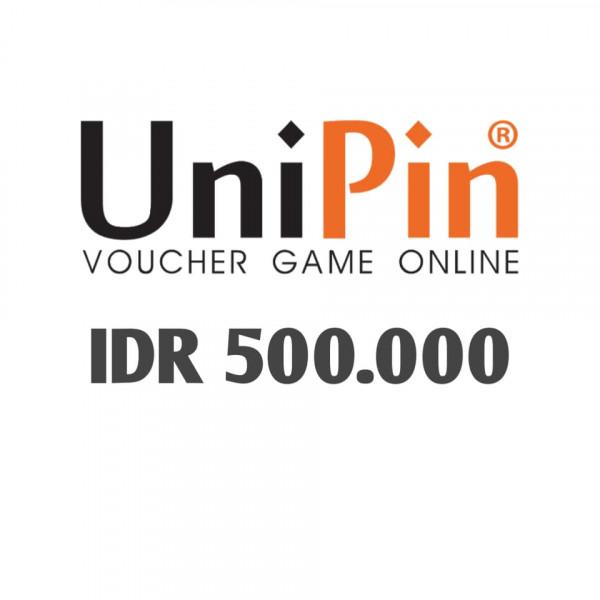 UniPin Credits 500.000