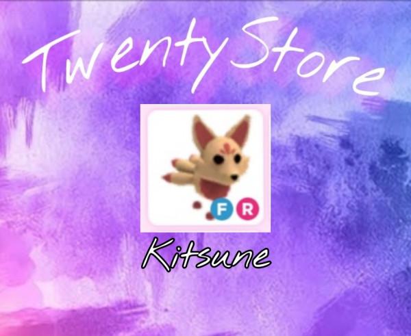 Kitsune RF ( Ride,Fly) | Adopt Me
