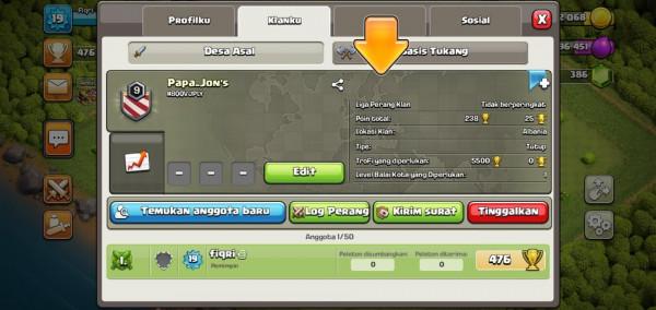 Clan Lvl 9
