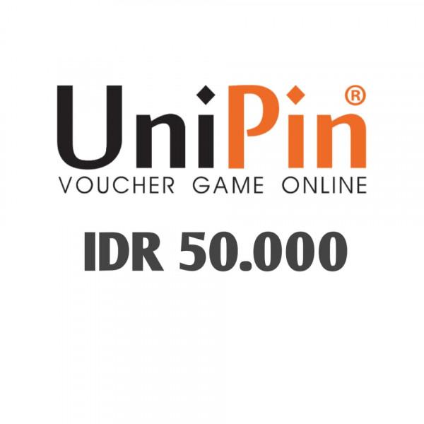 UniPin Credits 50.000